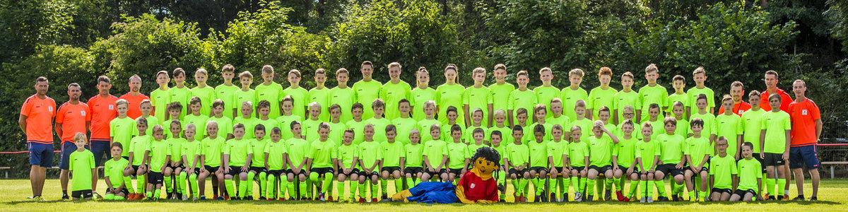 Kids Fußballcamp 2019